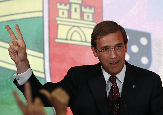 Passos Coelho, il premier del Portogallo