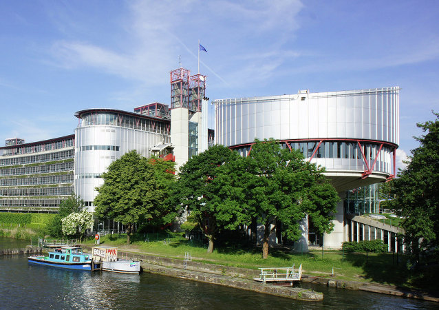 Corte Europea dei Diritti dell'Uomo a Strasburgo (foto d'archivio)