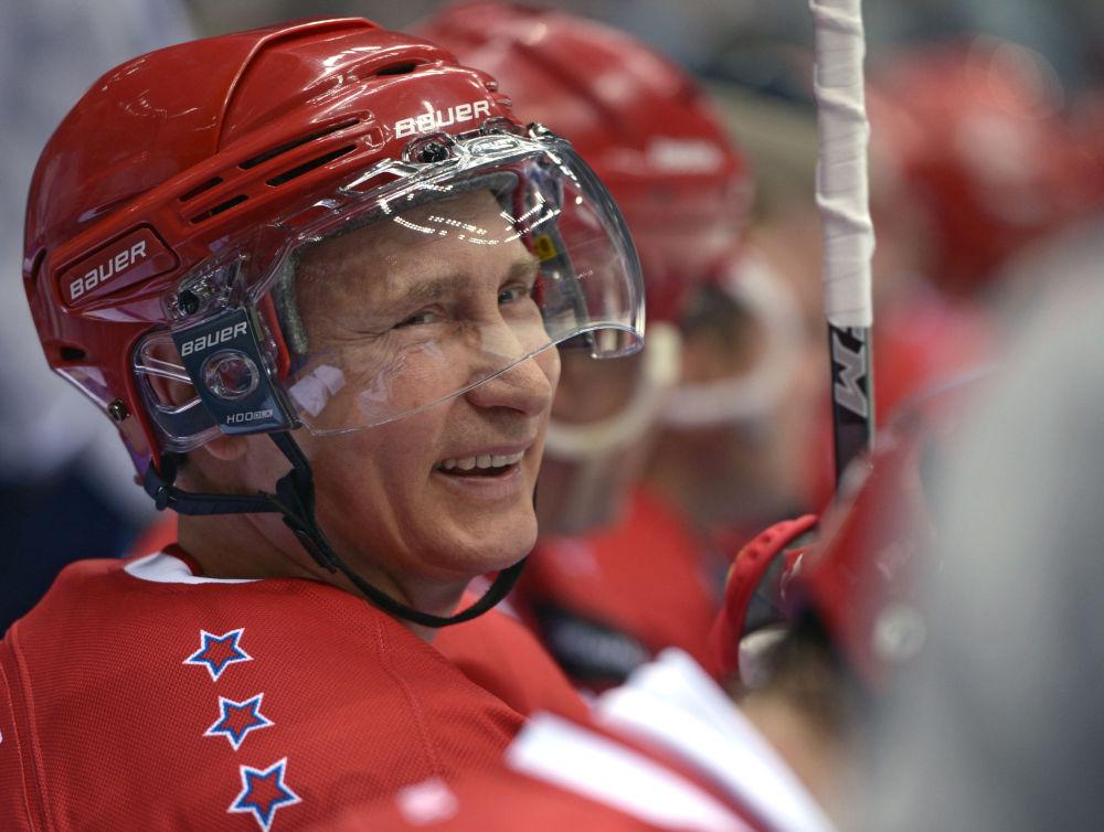 Buon Compleanno, presidente Putin!