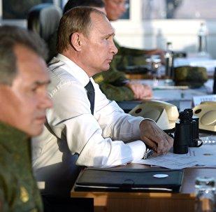 Putin e Shoigu