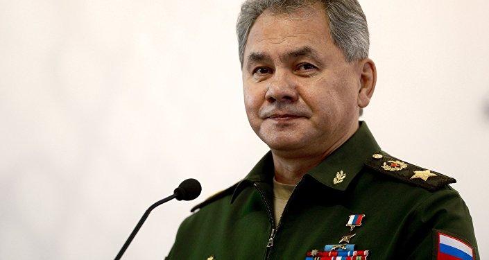 Sergey Shoygu, ministro della Difesa della Russia