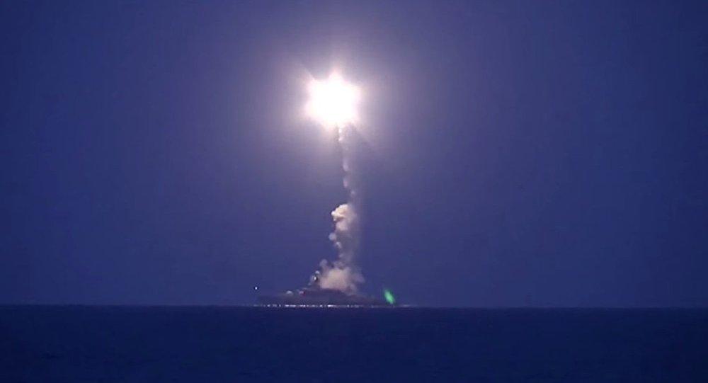 Attacco dal Mar Caspio contro l'ISIS
