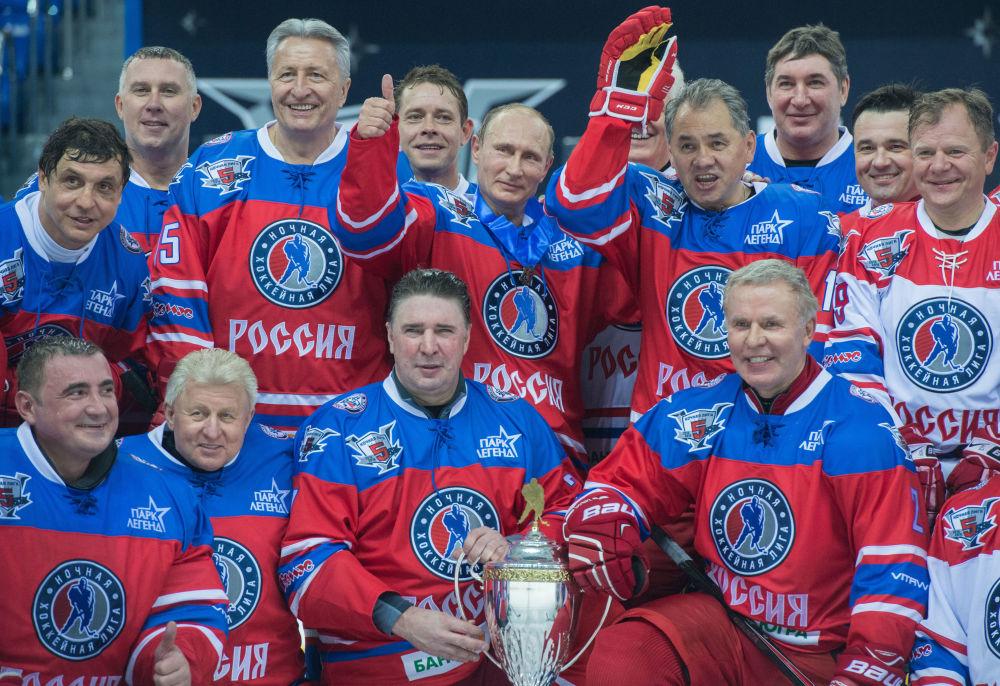 Il 7 ottobre il presidente russo Vladimir Putin ha celebrato il suo 63° compleanno.