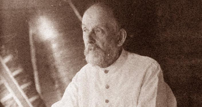 Konstantin Ėduardovič Tsiolkovskij è stato uno scienziato russo, pioniere dell'astronautica.