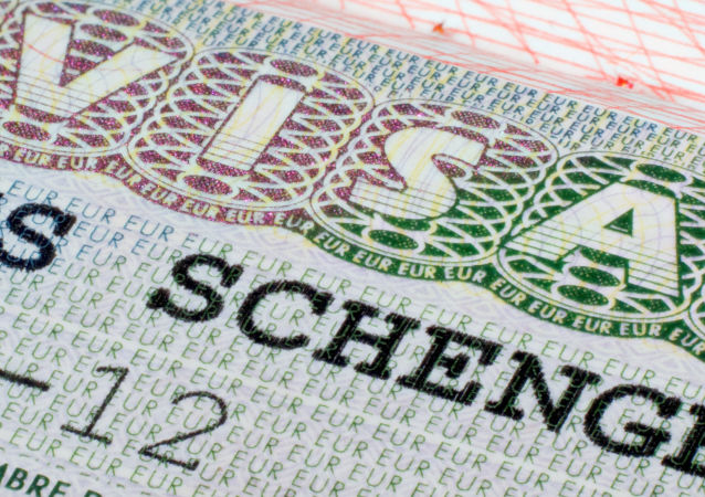 Visto di Schengen