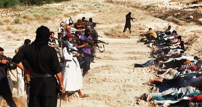 Eccidio di combattenti del Daesh (foto d'archivio)