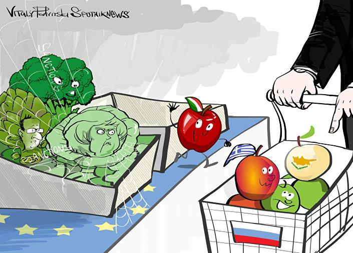 Chi si sfila dalle sanzioni?