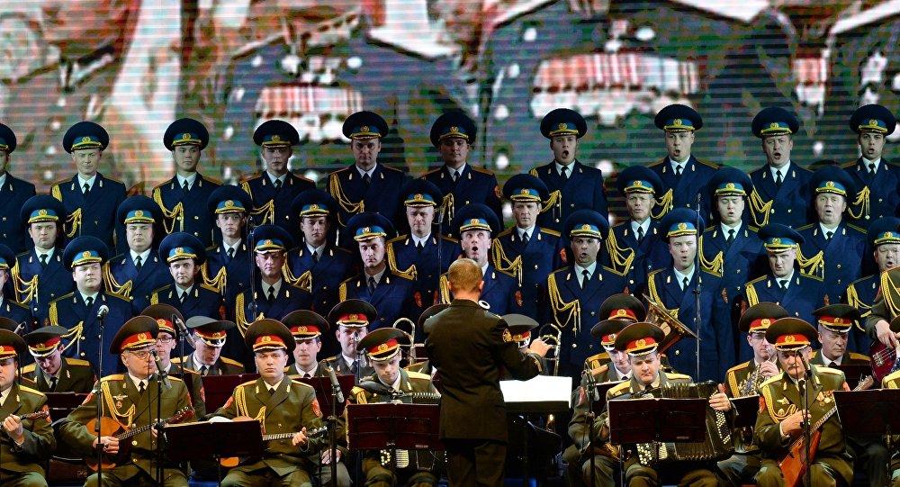 Coro dell'Armata Rossa (Complesso Accademico di Canto e Ballo dell'Esercito Sovietico A.V. Aleksandrov)