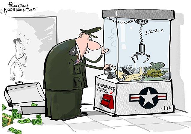 Gli USA stanno progettando un bombardiere che non intendono utilizzare