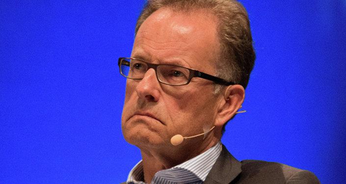 Michael Moller, direttore generale ad interim di UNOG