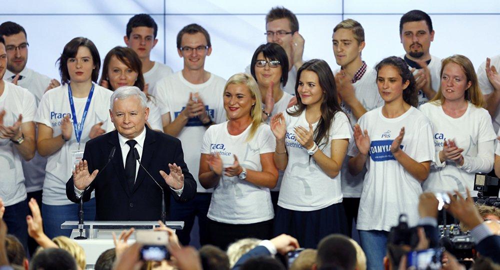 Exit poll dopo le elezioni politiche in Polonia