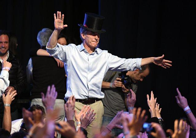 Mauricio Macri, presidente dell'Argentina