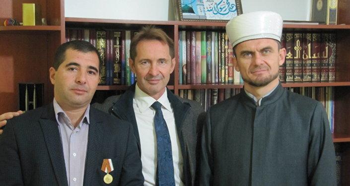 A Sebastopoli ho parlato a Ruslan Saitvaliev e Arsen Ganev, rappresentanti religiosi della comunità locale dei tatari di Crimea