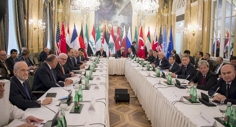 Negoziati di Vienna sulla Siria
