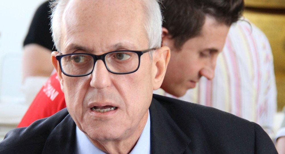 Francesco Paolo Tronca, Commissario prefettizio del Comune di Roma