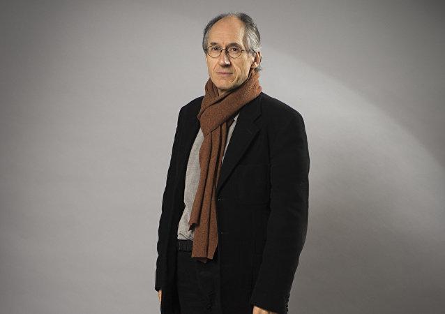 Redattore capo di Charlie Hebdo Gerard Briard