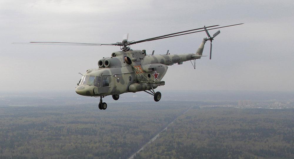 Elicottero Mi-17