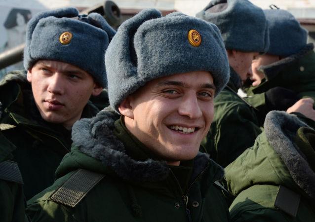 Russia, il reclutamento del 2015