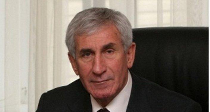 Haidar Alkhanov