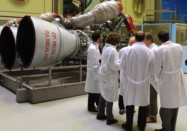 Propulsori missilistici RD-180