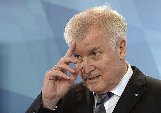 Governatore della Baveria Horst Seehofer