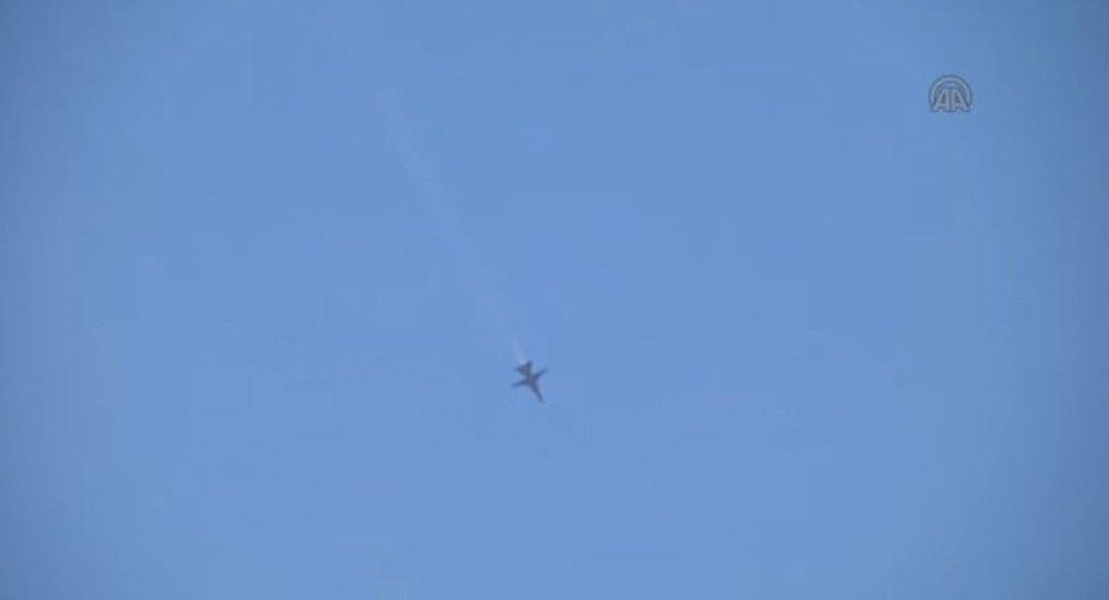 Su-24 jet
