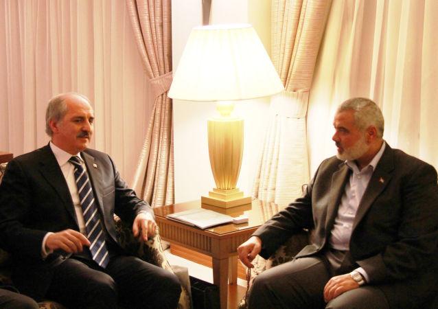Numan Kurtulmus, vice premier della Turchia