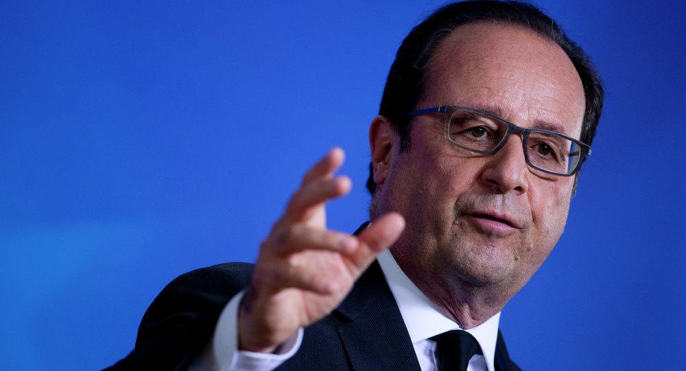 Francois Hollande (foto d'archivio)