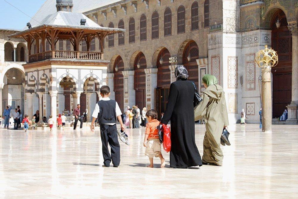 Paradiso perduto: Siria 2011 prima della guerra civile