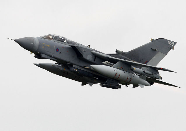 Tornado della Royal Air Force (Raf, Aviazione Gran Bretagna)