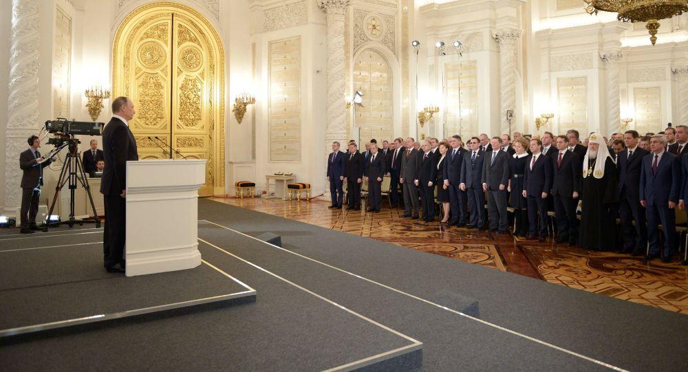 Il messaggio annuale di Vladimir Putin all'Assemblea Federale