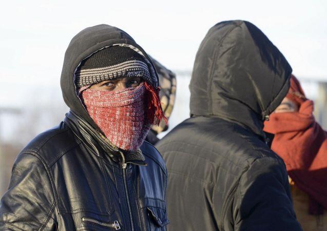 Migranti nella regione di Murmansk