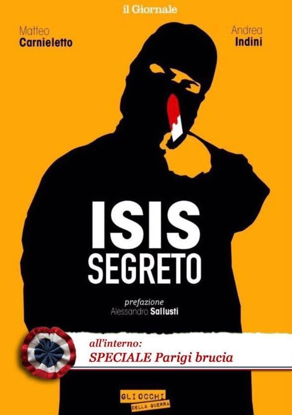 Copertina del libro Isis segreto