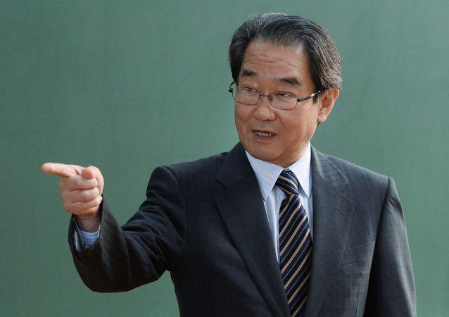 Tikahito Harada, ambasciatore del Giappone in Russia