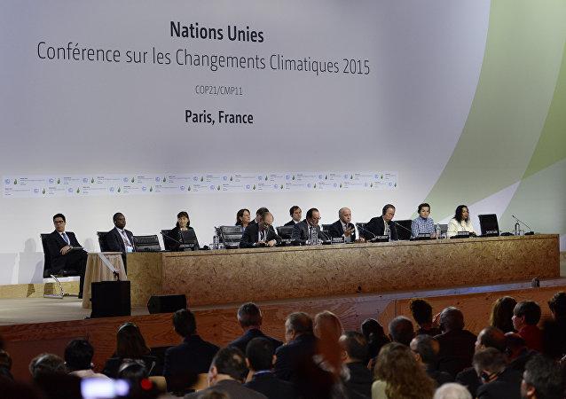 Conferenza sul clima di Parigi