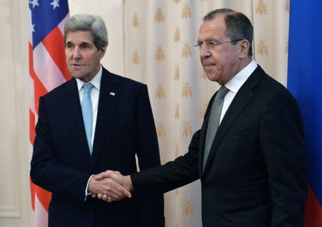 Incontro Lavrov-Kerry a Mosca