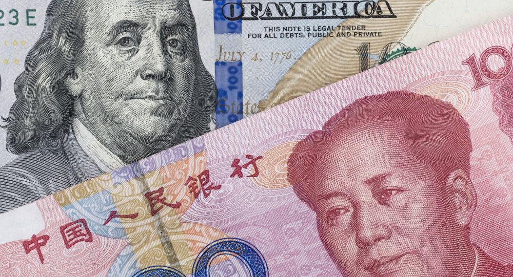 Yuan cinese e il dollaro americano