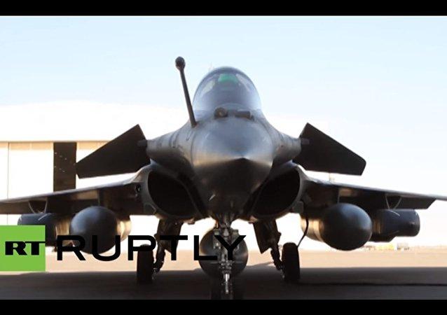 Francia usa missili da crociera contro DAESH