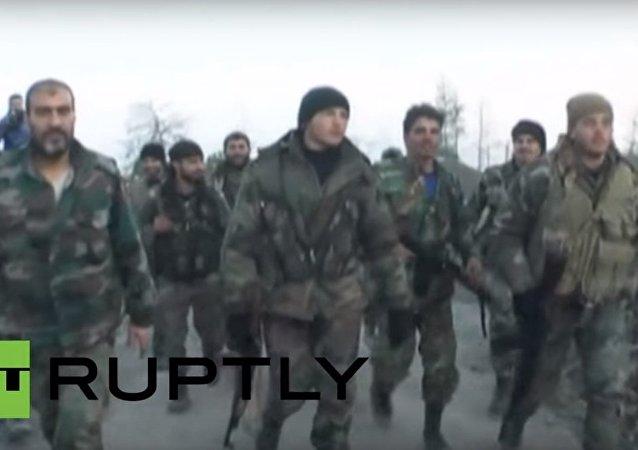 Esercito siriano respinge il nemico