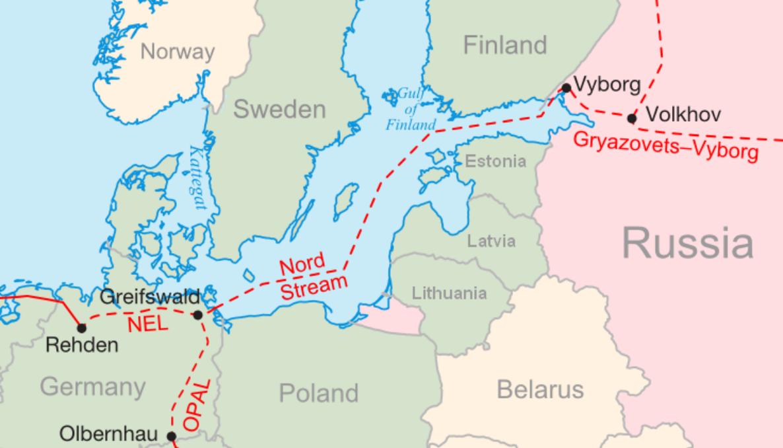 Il gasdotto Nord Stream