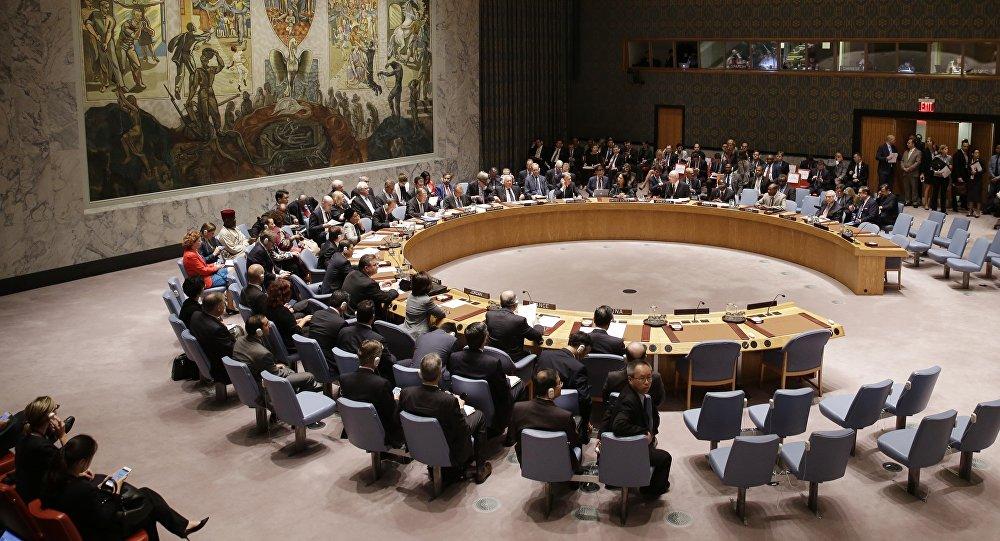 Consiglio di sicurezza dell'ONU