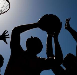 Partita di basket