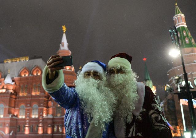 Il Capodanno in Russia.