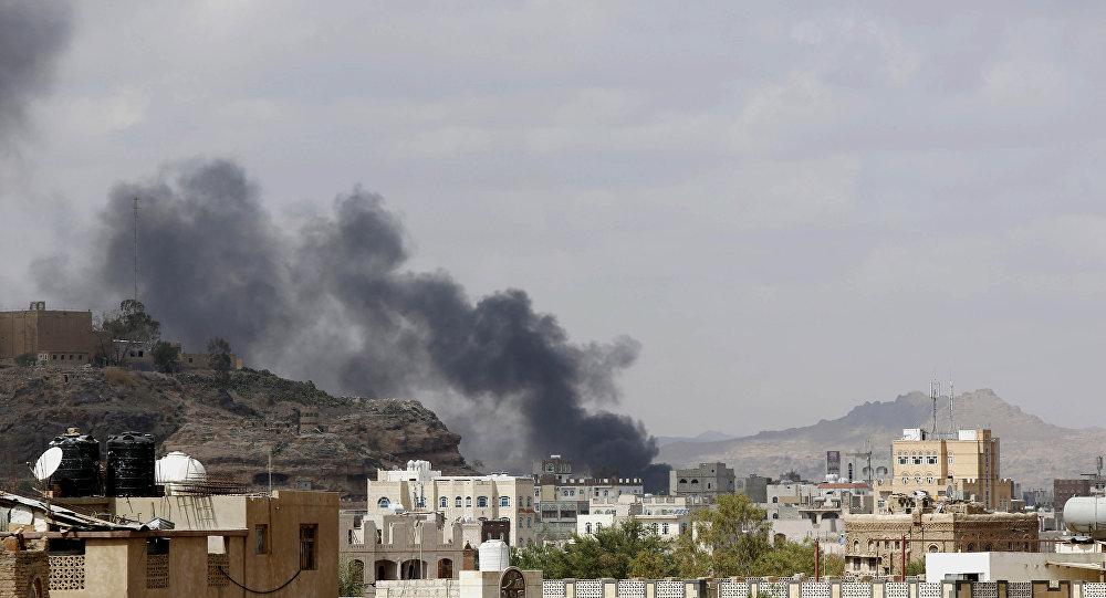Dopo un attacco contro l'ambasciata iraniana a Sana'a, Yemen