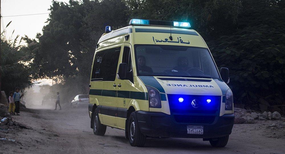 Ambulanza egiziana