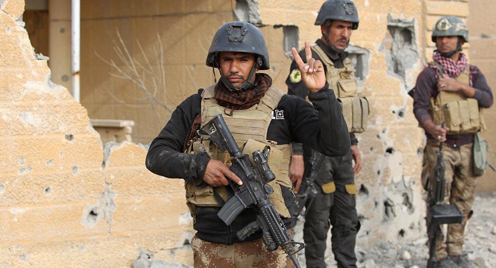 Militari iracheni