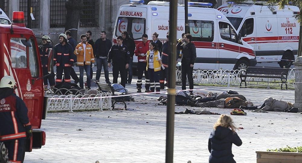Esplosione nella piazza centrale di Istanbul
