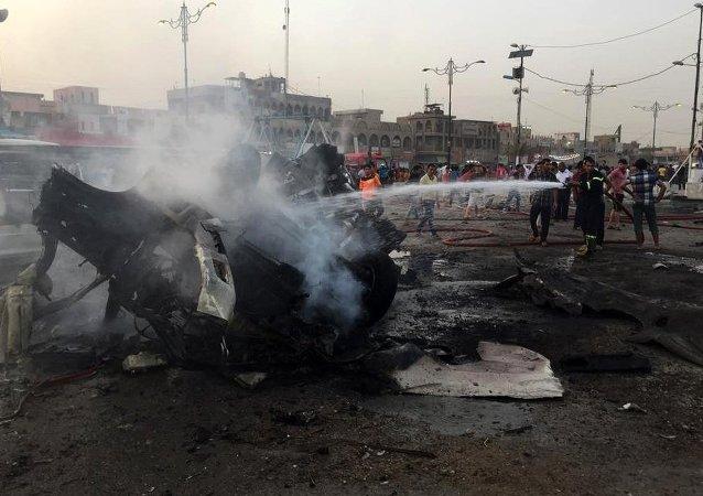Esplosione in Iraq