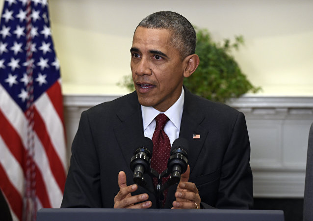 Barack Obama (foto d'archivio)