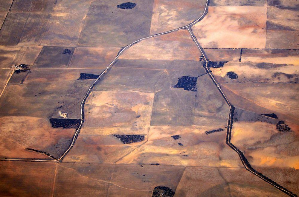 Siccità estrema ed incendi in Australia, ecco come si presenta il paese visto dall'alto.